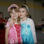 Dziewczynki z Krainy Lodu też były :)