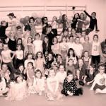 Wszyscy uczestnicy Tłusto-Czwartkowego Tańcowania ACoD :)