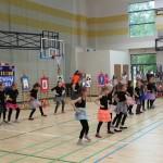 pokaz taneczny-Dzień Dziecka 2016